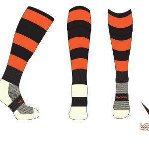 London Wayfarers Club Home Socks-0