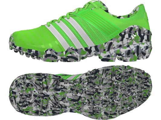 Adidas adiPower Hockey II - Solar Green-0