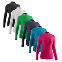 Under Armour Cold Gear Compression Mock Womens-530