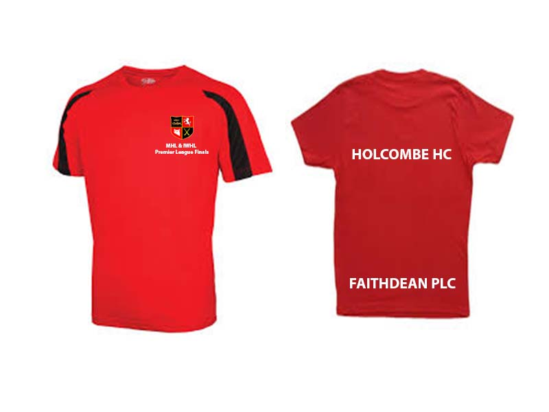 Holcombe Club Play Off T-Shirt-0