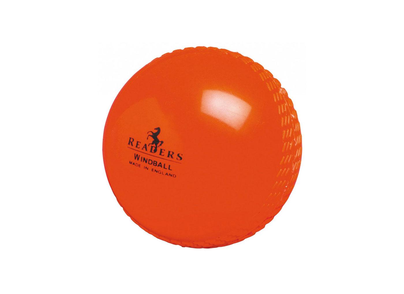 Readers Cricket Windball Orange
