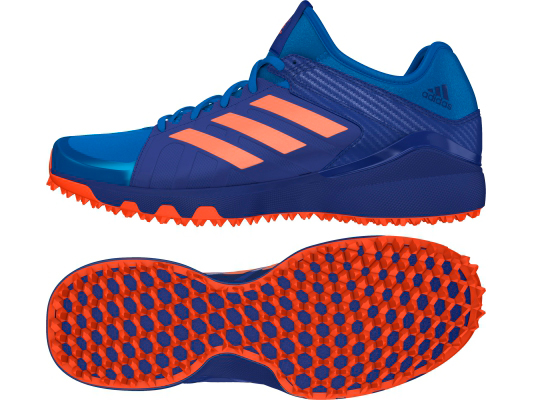 Adidas Lux shoes - Blue/Orange-0