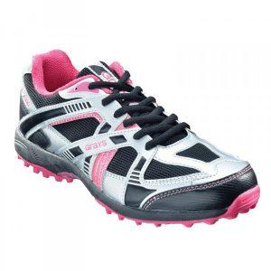 Grays GX550 Junior Hockey Shoes Navy/Pink-2112