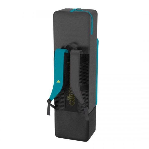 Adidas HY Large Hockey Stick Bag - Aqua Blue/Black