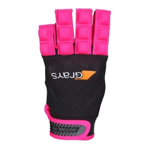 Grays Anatomic Pro - L/H black / Fluro Pink
