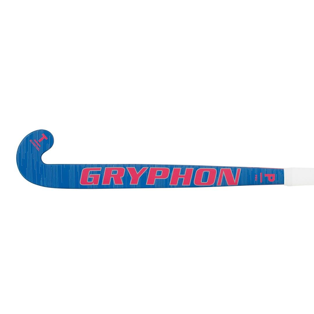 Gryphon Taboo Blue Steel Pro Composite Hockey Stick