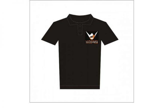 London Wayfarers Junior Polo Shirt-0