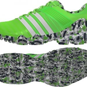 Adidas adiPower Hockey II - Solar Green-0