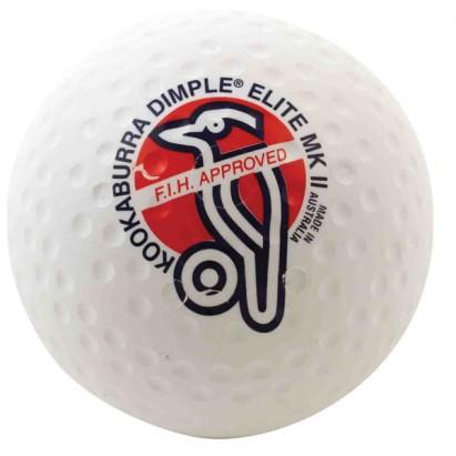 Kookaburra Elite Dimple Hockey Ball-0