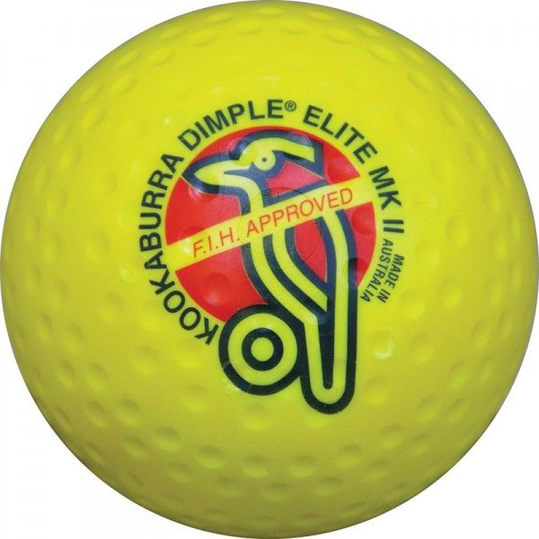 Kookaburra Elite Dimple Hockey Ball-616