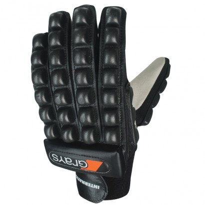 Grays International Glove Black-0