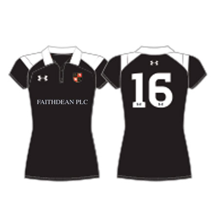 Holcombe Ladies Away Shirt-0