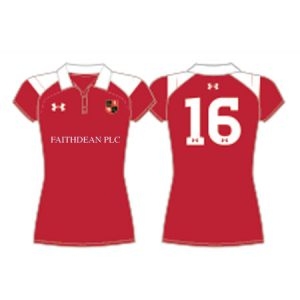 Holcombe Ladies Home Shirt-0