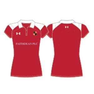 Holcombe Girls Home Shirt-0
