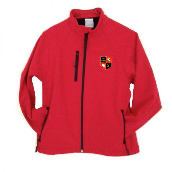 Holcombe Womens Club Softshell Jacket-0