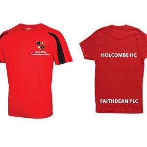Holcombe Club Play Off T-Shirt-0