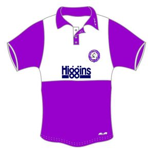 Old Loughtonians Men's open collared shirt-0