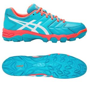 Asics Ladies Gel Blackheath 6 AQUARIUM/WHITE/FLASH CORAL-0