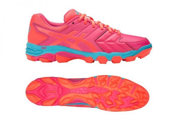 Asics Ladies Gel Blackheath 6 Pink/Orange-0