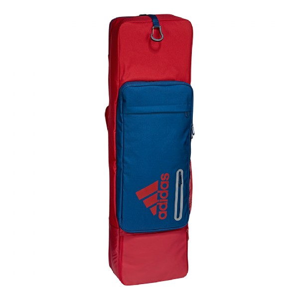 Adidas HY Large Hockey Stick Bag - Red/Blue