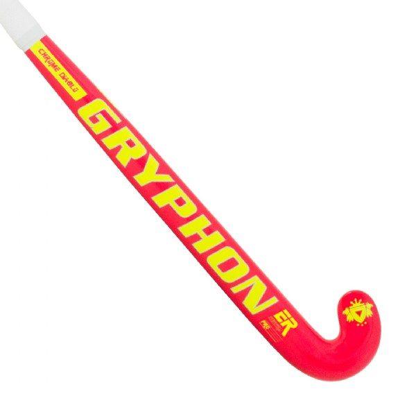 Gryphon Chrome Diablo Pro Composite Hockey Stick