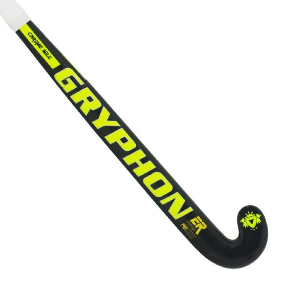 Gryphon Chrome Solo Pro Composite Hockey Stick