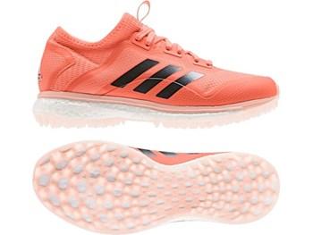 Adidas Fabela X Womens Hockey Shoes 2019 - Orange